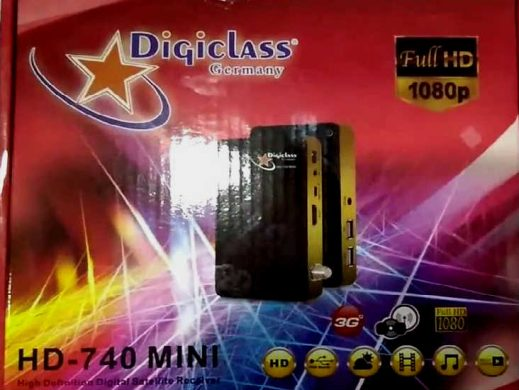 flash digiclass 740 mini