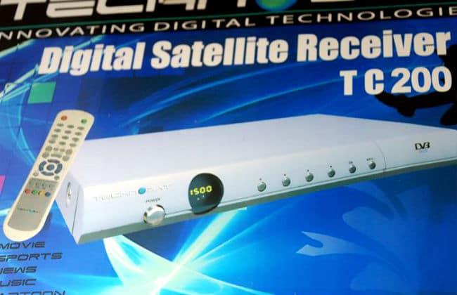 احدث ملف قنوات جهاز تكنو سات TECHNOSAT tc200 بتاريخ 22-8-2016