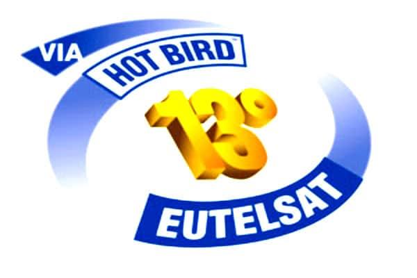 HOT BIRD 13E الهوتبيرد 13 درجة شرقا مع شرح طريقة ضبط القمر