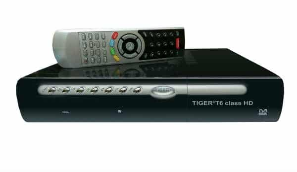 تحويل ستارسات StarSat 2000 HD Hyper الي تايجر Tiger T6 High Class