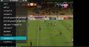 تشغيل جميع القنوات العالمية بملفات M3U IPTV مع برنامج Perfect Player