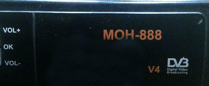 رسيفر Hiroshima MOH-888 فرجن 2 و 4 معالج gx مع ملف قنوات بتاريخ 5-12-2016