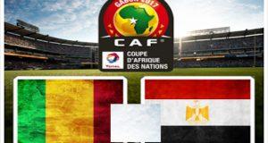مباراة مصر و مالي كأس الأمم 2017 مع القنوات الناقلة و بي إن سبورت