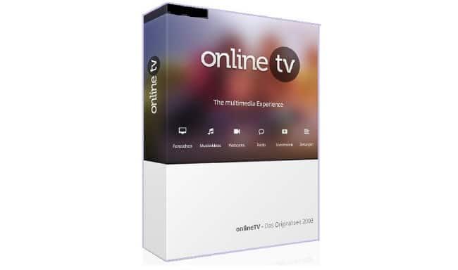 برنامج OnlineTV Portable للعرض والتسجيل من القنوات 2017 النسخة 13.17.1.25 DC 15.02.2017