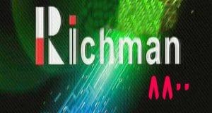 رسيفر RICHMAN 8800 HD مع احدث ملف قنوات انجليزي بتاريخ اليوم 20-2-2017