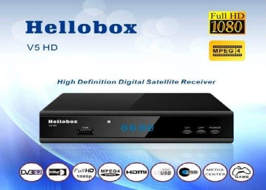 تحويل أجهزة الإستقبال MINI ذات المعالج GX6605s إلى جهاز hellobox V5