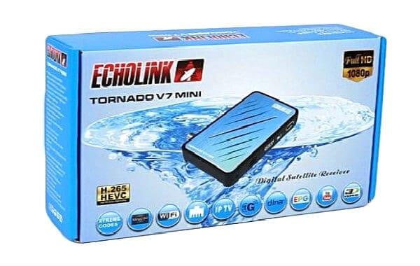 سعر ومواصفات Echolink Tornado V7 Mini فاتح قنوات Beoutq