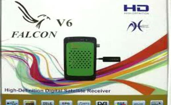 Falcon V6 Receiver سعر ومواصفات رسيفر فالكون v6 اتش دي