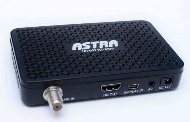 سعر ومواصفات ريسيفر Astra 10700T HD Mini
