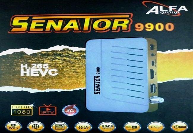 SENATOR 9900 ملف قنوات متعدد ريسيفر سيناتور 9900