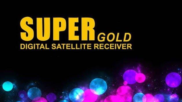 احدث سوفتات عائلة رسيفر سوبر جولد  SUPER GOLD